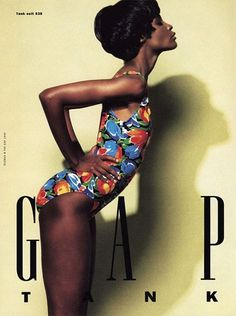 Mary & Matt» Blog Archive » OG Gap Ads #design #graphic #cover #photography #fashion