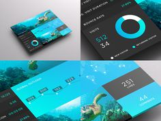 "SJQHUBâ""¢ Visual Data UI dashboard on Behance #flat #branding #timeline #portal #ux #infographic #menu #ui #dashboard #stats"