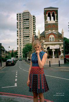 Calvery Temple #fashion #model #photography #editorial