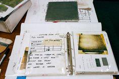 Michael Allen — Designer & Craftsman, Apartment, Williamsburg, New York City — http://www.freundevonfreunden.com/interviews/michael all #process #work