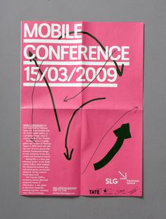Mobile Conference Poster 1 #conference #mobile #poster