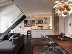 Industrial Apartment in Zurich
