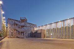 Carvalho Araújo   GNRation #public #arajo #equipments #architecture #carvalho