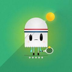 Match Point by bluretina - Screenfunk #apple #screenfunk #ipad #bluretina #ios #wallpaper