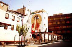 Nice to meet you Las Armas Espacios Creativos www.mr-cup.com #graffiti #draw