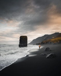 Moody Landscape and Adventure Photography by Luke Stackpoole