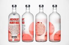 BVD — Absolut Vodka #packaging #absolut #vodka #bottle
