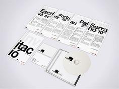 Veïnart on Typography Served #print #identity #branding