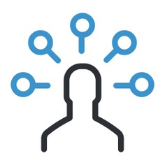 See more icon inspiration related to user, social, avatar, people and profile on Flaticon.