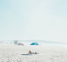Beautiful Series of Beach Photographs – Fubiz Media