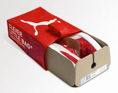 puma #inspiration #creative #shoes #packaging #design