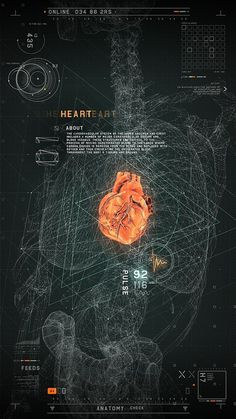 #2RISE FUTURISTIC MEDICAL INTERFACE by 2RISE | Inspiration DE