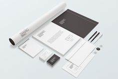 https://creativemarket.com/itembridge/405629-Stationery-Branding-Mockups-set