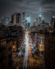 Cinematic Street Photography in New York by Ray H. Mercado