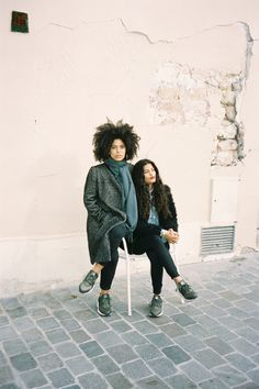 ibeyi. very inspiring and very very talented ladies-do give them a listen