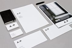 Graphic-ExchanGE - a selection of graphic projects #stationary #business #card #identity #collateral #letterhead