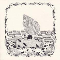 sad Art Print #sacre #yohan