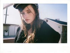 Need Supply Co. #girl #polaroid