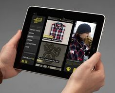 SWAGU #ipad #digital #detroit #retail