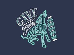 Sevenly on Behance by Jason Carne #typography #drawn #hand #illustration