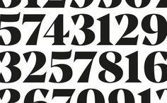 Type]Media 2010/11 - Lauri Toikka #serif #design #numeral #and #numbers #type #media #kabk