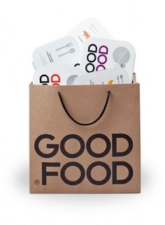 Face. Works. / Good Food. #packaging #face #designbyface