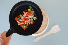 Cast Iron Cookware For The Modern Home - IPPINKA Ironwood is a modern take on cast iron cookware. It's sleek and lighter than most machined smooth, pre-seasoned skillets. Cast iron itself retains heat exceptionally well in addition to being incredibly durable.