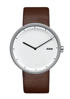 alessi mens al13001 #inspiration #creative #simplicity #design #photography #industrial #minimal #watch #fashion #beautiful #style