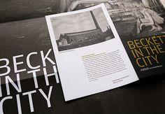Beckett in the City: Fizzles – #urbend.com