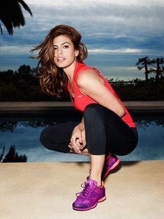 Reebok Eva Mendes Sport #sport