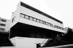 Distraction is an Obstruction to the Construction #weissenhof #design #corbusier #architecture #le