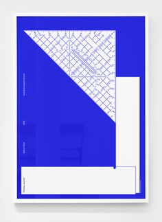 Image of Less is More #blue #build #poster #process