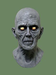 Jordu Schell / Schell Sculpture Studios - Zombie #zombie #sculpture