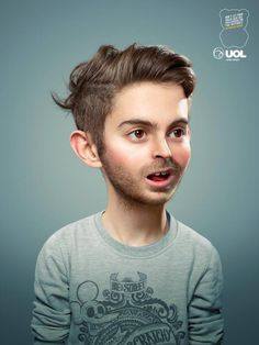 UOL parental Control: Childhood, 3 #advertising #child #children #publicity #ad