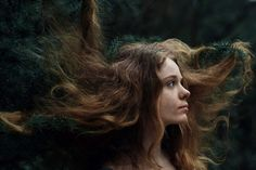 Conceptual and Cinematic Portrait Photography by Simona Zanna