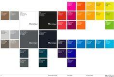monotype brand guidelines – Sea Design