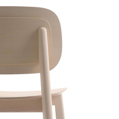 "architonicag: "" Ally 110.1 by Softline - 1979 Nordic design chair with solid ash frame, seat and back in shaped multilayer. Available in various finishes. Manufacturer: Softline - 1979 Designer: Michele..."