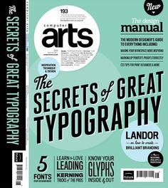 Computer Arts Magazine | Neuarmy™ #computer #arts #neuarmy #typography