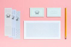 tin&ed - The Thousands #identity #branding #stationery