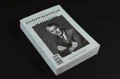 Shoppinghour Magazine: Issue 8 Thisispaper Magazine #cover #layout #magazine
