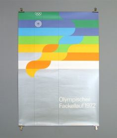Olympic-Torch-Relay.jpeg (530×625) #olympics #poster