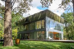 collection of prefabricated homes