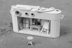 Objects Dioramas14 #diorama #paper