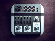 Mixer iOS Icon
