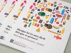 Maria Villaró - Disseny Grà fic #catalunya #vector #color #food