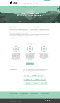 Tp about #website #themes #layout #clean