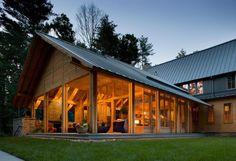 North Carolina modernist house