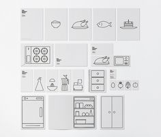 The Kitchen Films ruiz+company #spain #branding #the #kitchen #barcelona #ruizcompany #letterhead #films
