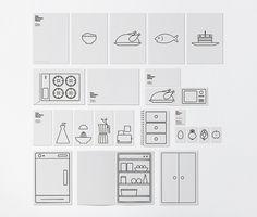The Kitchen Films ruiz+company #spain #branding #the #kitchen #barcelona #ruizcompany #letterhead #films
