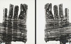 Enrico Donati: A Centennial Retrospective #decalcomania #donati #painting